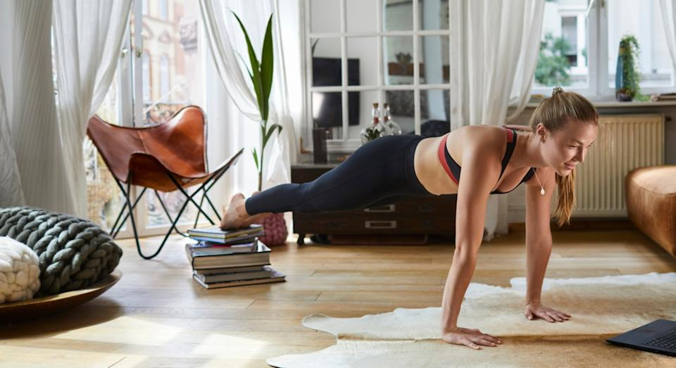 Three minutes of exercise for every hour of sitting can help you live longer, a new study has found (Getty)