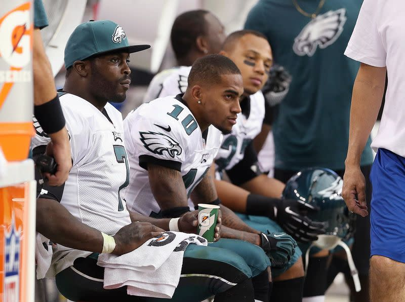 Eagles' Jackson apologizes after posting anti-Semitic messages