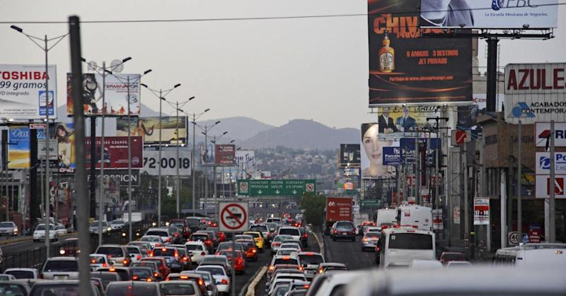 Paris, Madrid, Athens and Mexico City to ban diesel cars by 2025