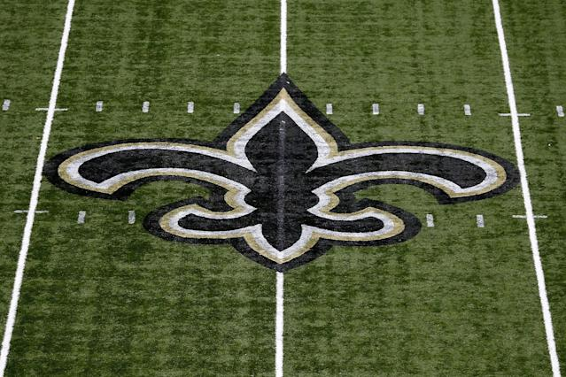 The Saints communicated with the Catholic church regarding the sex-abuse scandal. (Photo by Jonathan Bachman/Getty Images)