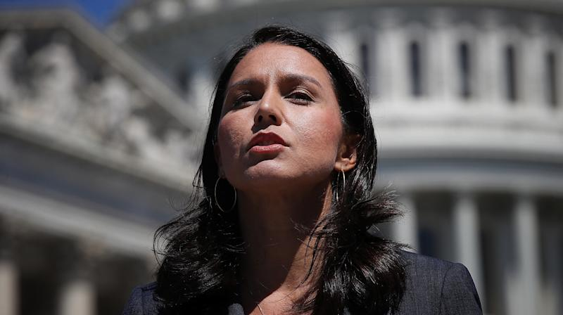 Tulsi Gabbard's Homophobic Remarks Surface After 2020 Presidential Announcement