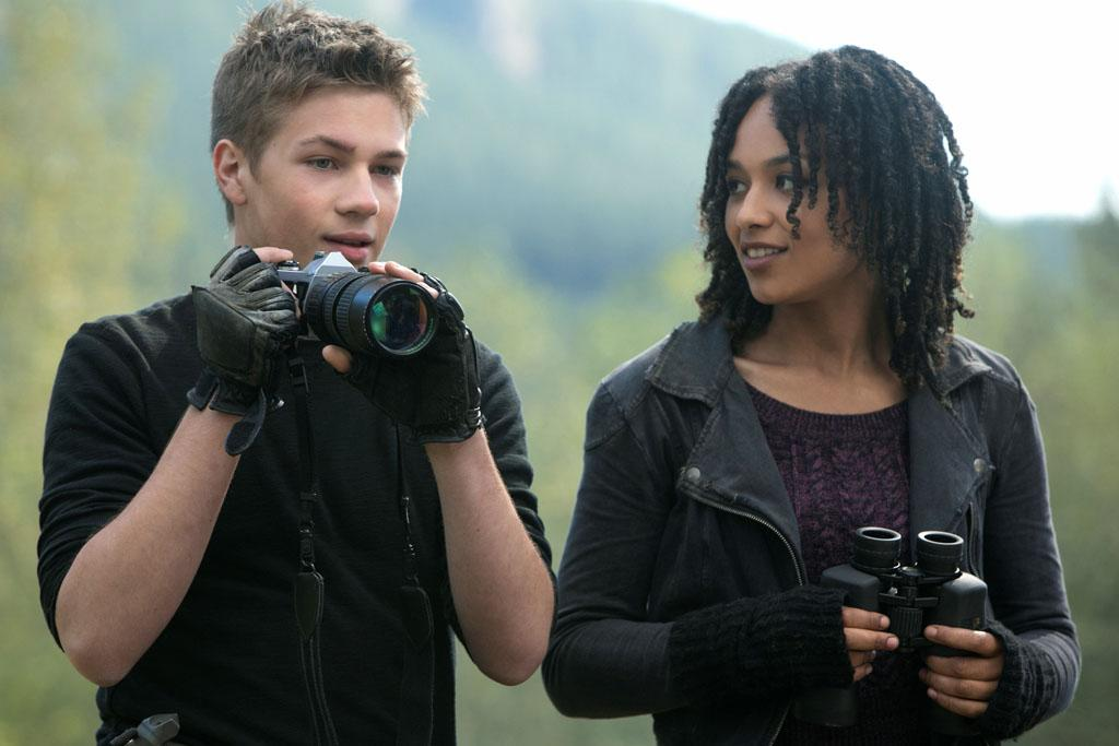 "Connor Jessup in the ""Falling Skies"" episode, ""Collateral Damage."""