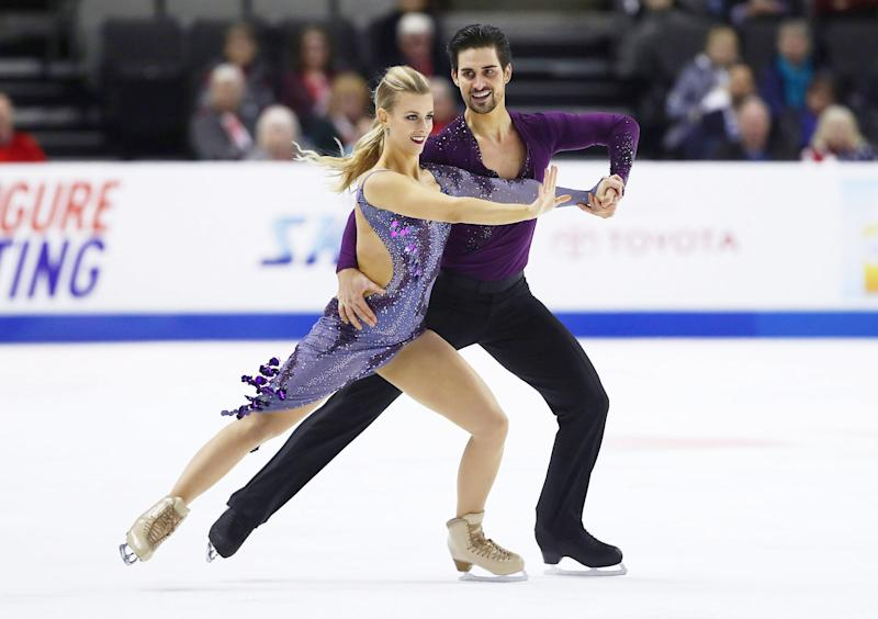 Meet the U.S. Figure Skating Team for the 2018 Olympics