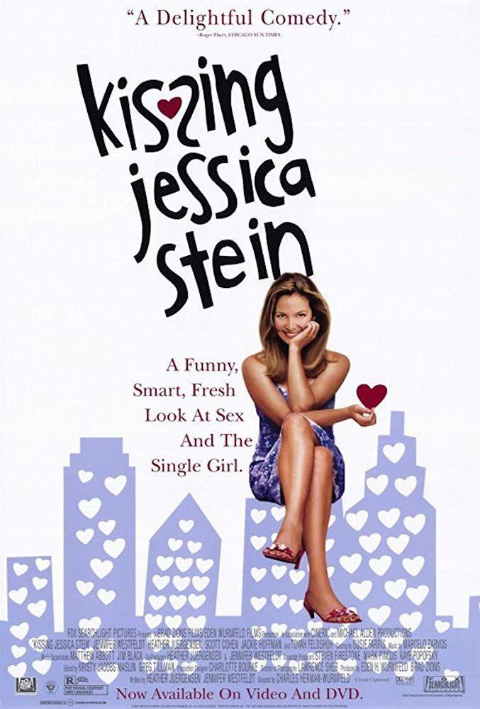 "<p>Rom-coms that explore LGBTQ+ relationships are still somewhat scarce, which makes this one from 2001 even more lovely. Jessica Stein is a journalist from a very Jewish family who just hasn't found love. That is, until she meets Helen Cooper. It follows all of your favorite rom-com tropes with a refreshingly queer bent. </p><p> <a class=""link rapid-noclick-resp"" href=""https://www.amazon.com/Kissing-Jessica-Stein-Jennifer-Westfeldt/dp/B00003CYJ4/ref=sr_1_6?crid=3BM845FPPXPGV&keywords=kissing+jessica+stein&qid=1570471059&sprefix=kissing+jessica+stein%2Caps%2C333&sr=8-6&tag=syn-yahoo-20&ascsubtag=%5Bartid%7C10055.g.3243%5Bsrc%7Cyahoo-us"" rel=""nofollow noopener"" target=""_blank"" data-ylk=""slk:STREAM NOW"">STREAM NOW</a></p>"