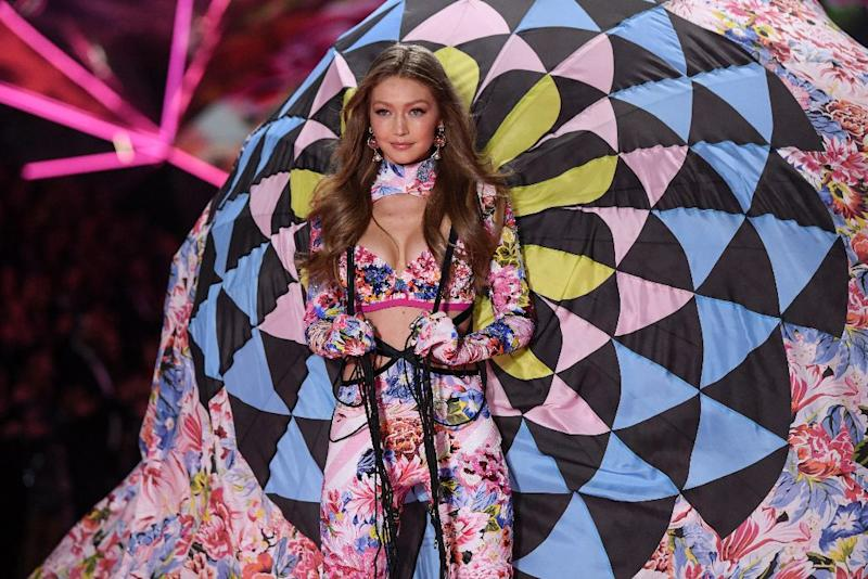 0f5315f6933 The Surprising Trend Seen on the Victoria s Secret Runway