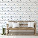 """<p>A wallpaper that is country-inspired, with a print that reflects local plants or wildlife, is a playful way to bring the great outdoors into your home. The perfect choice for an entrance hall to create a seamless transition from the outside in. </p><p>Pictured: <a href=""""https://go.redirectingat.com?id=127X1599956&url=https%3A%2F%2Fwww.homebase.co.uk%2Fcountry-living-bird-song-day-wallpaper%2F12945375.html&sref=https%3A%2F%2Fwww.countryliving.com%2Fuk%2Fhomes-interiors%2Fg36953751%2Fwallpaper-ideas%2F"""" rel=""""nofollow noopener"""" target=""""_blank"""" data-ylk=""""slk:Country Living Bird Song"""" class=""""link rapid-noclick-resp"""">Country Living Bird Song</a>, Homebase</p>"""
