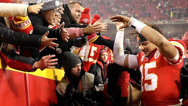 Sorry, science, but Kansas City Chiefs fans are the NFL's best fans