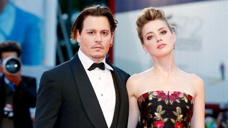 Actor Johnny Depp claims ex-wife Amber Heard 'severed his ...