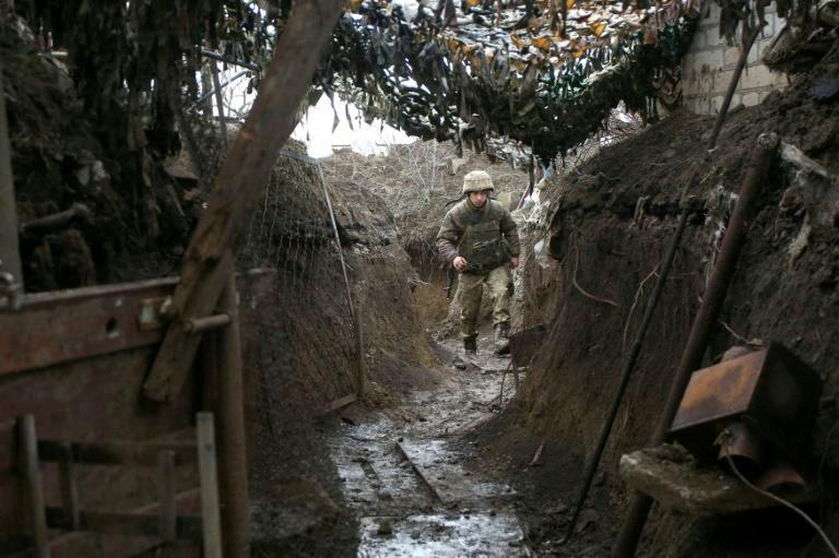 Ukraine says the spate of clashes has cost the lives of at least 28 Ukrainian servicemen and left at least another 68 wounded since January