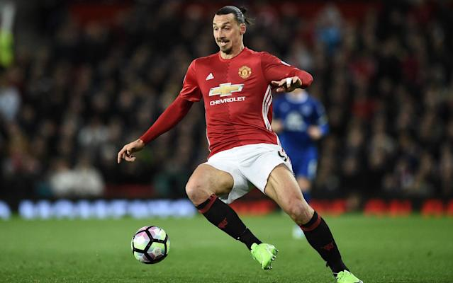 <span>There is only so much that Zlatan Ibrahimovic can do</span> <span>Credit: afp </span>