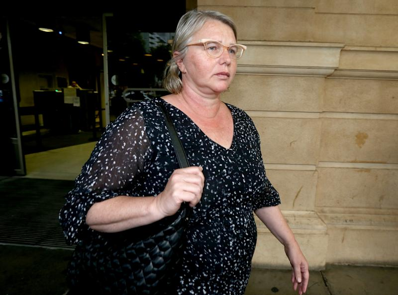 Veronica Hilda Theriault who worked a month in a South Australian government role which she landed fraudulently.