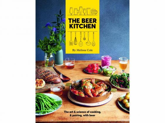 Sharpen your culinary skills with this cooking with beer recipe book (Amazon)