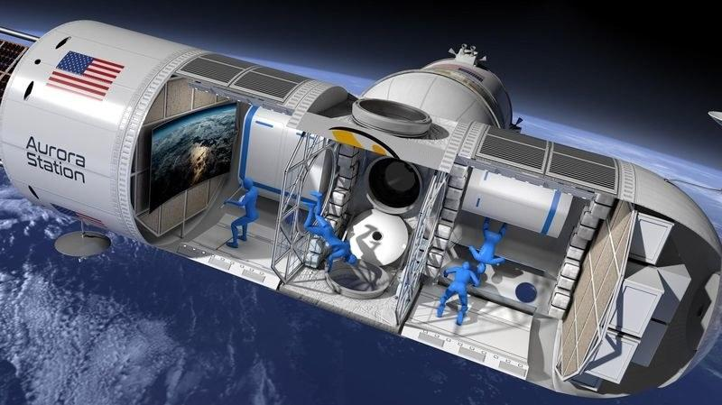 Humanity's first space hotel set to open in 2021, will cost $792,000 per night