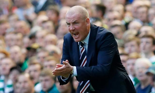 """<span class=""""element-image__caption"""">Mark Warburton got Rangers promoted but left last month under curious circumstances. Nottingham Forest is hardly a more stable destination, though.</span> <span class=""""element-image__credit"""">Photograph: Russell Cheyne/Reuters</span>"""