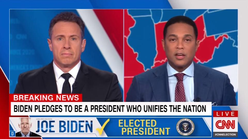 CNN anchor Don Lemon has spoken about being subjected to