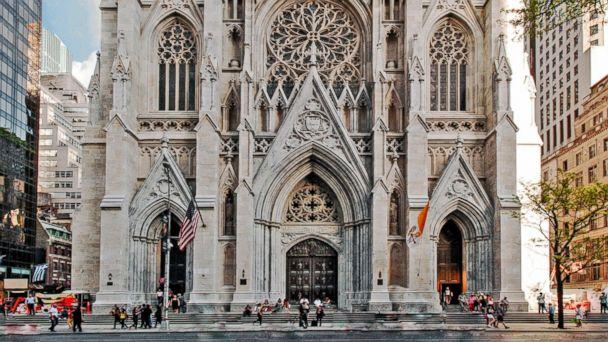 PHOTO: St. Patrick's Cathedral in New York (Getty Images)