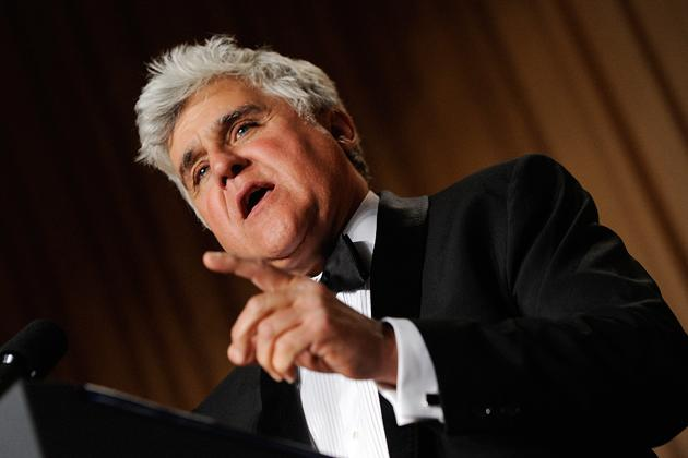 Jay Leno, comedian  As a high schooler in 1966, Leno worked at his local McDonald's in Andover, Mass. He told Oprah Winfrey he won the company's talent show and decided to pursue comedy.