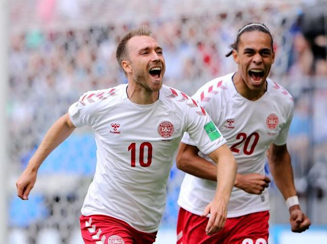 World Cup 2018: 'Great things happen' when you play alongside Christian Eriksen, Denmark's shining star