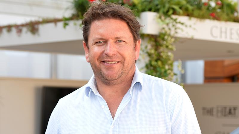 James Martin became head chef at the Hotel Du Vin at just 22