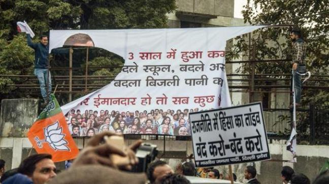 BJP has demanded dismissal of Arvind Kejriwal government following assault on Anshu Prakash. Is Delhi a case and excuse for President's Rule?