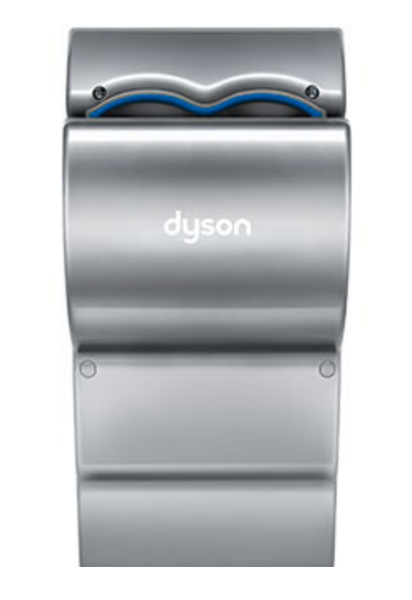 She had previously revealed that it was a Dyson Airblade, however she has since removed the brand's name since the post went viral. Photo: Dyson