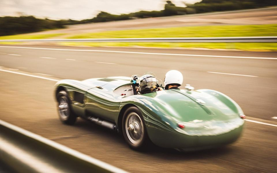 The Jaguar Classics team in Coventry is building up to 16 'Continuation' cars depending on demand