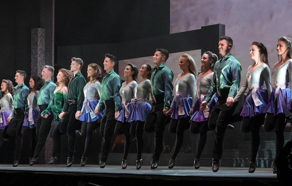 Riverdance is scheduled to resume touring again in the UK this August (Riverdance/PA)