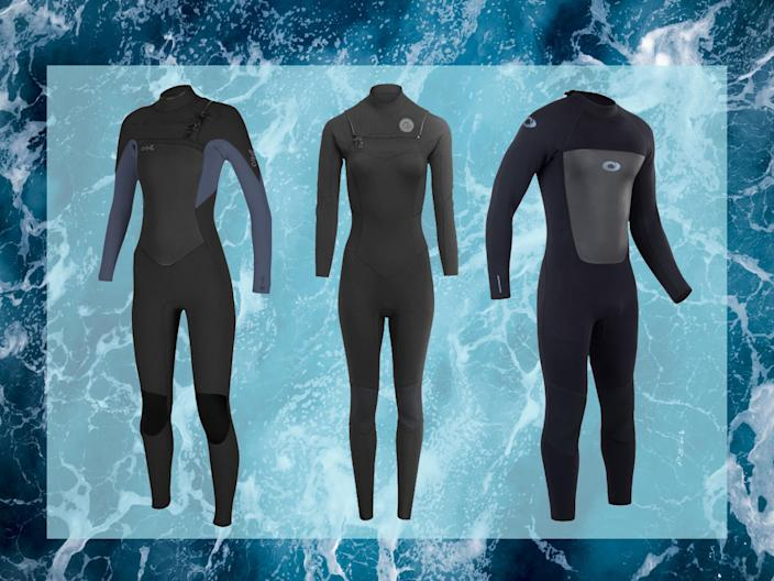 From full suits to shorty's, we've tested a range of styles in different waters (The Independent/iStock)