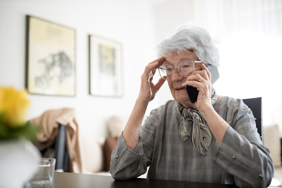 Social Security's surplus reserves are expected to run out in 2033, one year earlier than previously estimated, according to the Trustees of the Social Security and Medicare trust funds. (Photo: Getty)