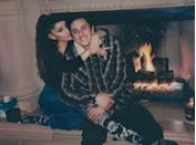 """<p>""""They couldn't be happier, they're just so excited. This is a happy time for them, both sets of parents are thrilled,"""" a source told PEOPLE of Grande and Gomez. </p>"""