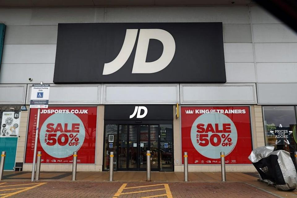 JD Sports was one of the companies to receive only one star out of five in the survey (Steve Paston/PA) (PA Archive)