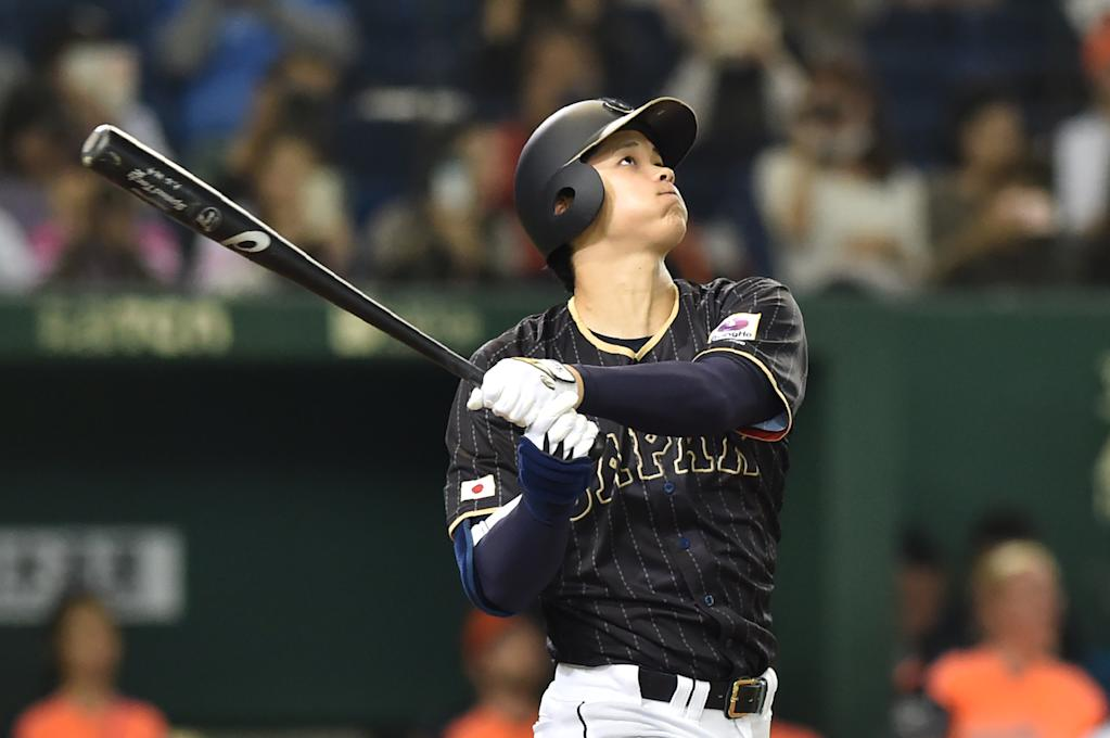 The Major League Baseball Players Association has approved a 24-hour extension to a deadline for MLB and Nippon Professional Baseball (NPB) to reach a new posting agreement for Japanese star Shohei Ohtani (AFP Photo/KAZUHIRO NOGI)