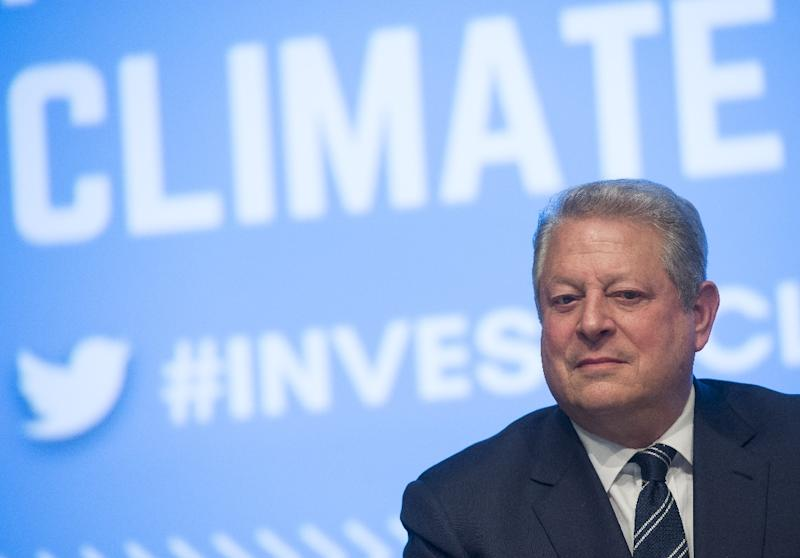 """Former US Vice President Al Gore said the US was in the early stages of a """"sustainability revolution,"""" with the scale of the Industrial Revolution but the speed of the current digital era"""