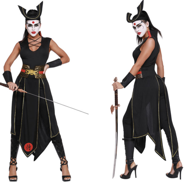 The Samurai Jackie costume sold by Yandy. (Photo: Yandy)