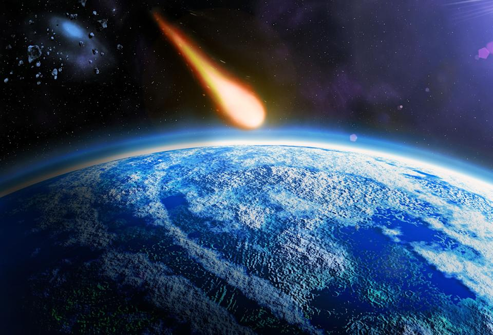 danger from space - asteroid armageddon (Photo: PaulPaladin via Getty Images)