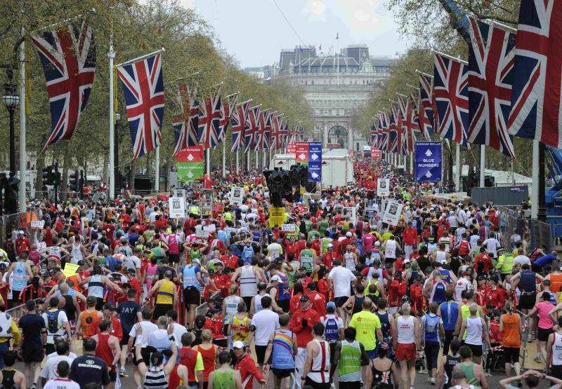 Security on minds of London runners after Boston