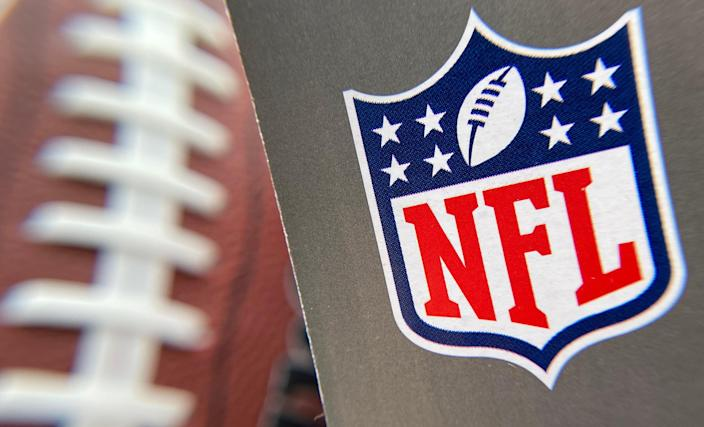 NFL teams told they will face forfeits for Covid-19 outbreaks among non-vaccinated players (AFP via Getty Images)