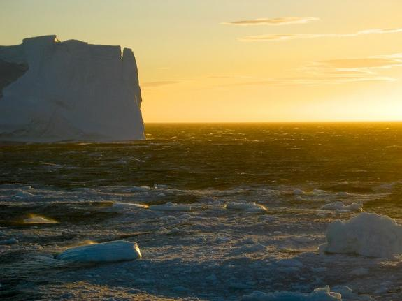 Global Warming Slows Down Antarctica's Coldest Currents