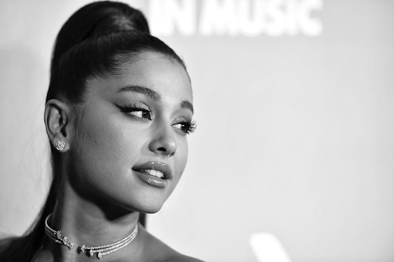 Ariana Grande responds to viral Manchester Pride backlash