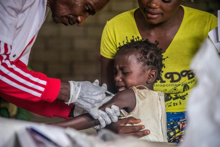 Last year, more than 18 million children under the age of 5 were vaccinated across the DR Congo