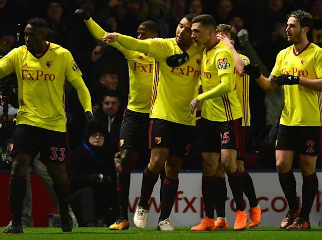 Troy Deeney strike proves the difference as Watford get revenge against Everton over Marco Silva