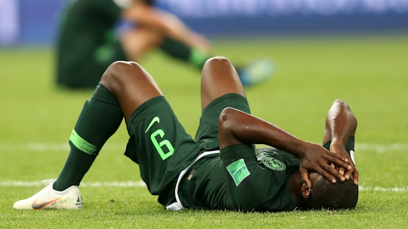 Nigeria fear the worst as Ighalo suffers hamstring injury against Tianjin Quanjian
