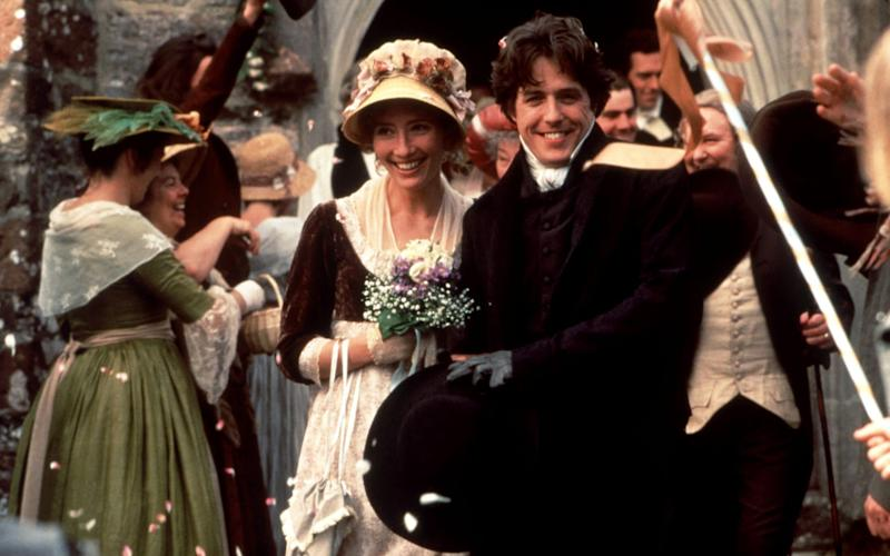 Thompson starred in 1995's Sense and Sensibility alongside Hugh Grant - ALAMY