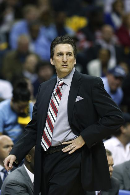 Vinny Del Negro last coached the Clippers. (Getty Images)