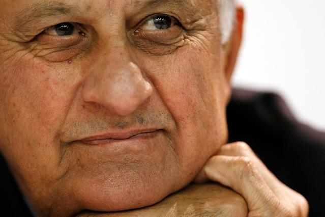 Shaharyar Khan, former Pakistan foreign secretary, attends a news conference on December 11, 2008 in Washington, DC (AFP Photo/Chip Somodevilla)