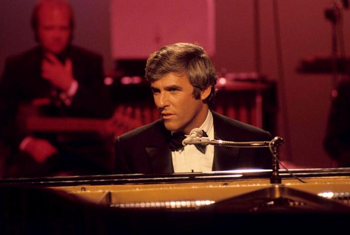 Burt Bacharach in 1968.  (Photo: Martin Mills/Getty Images)