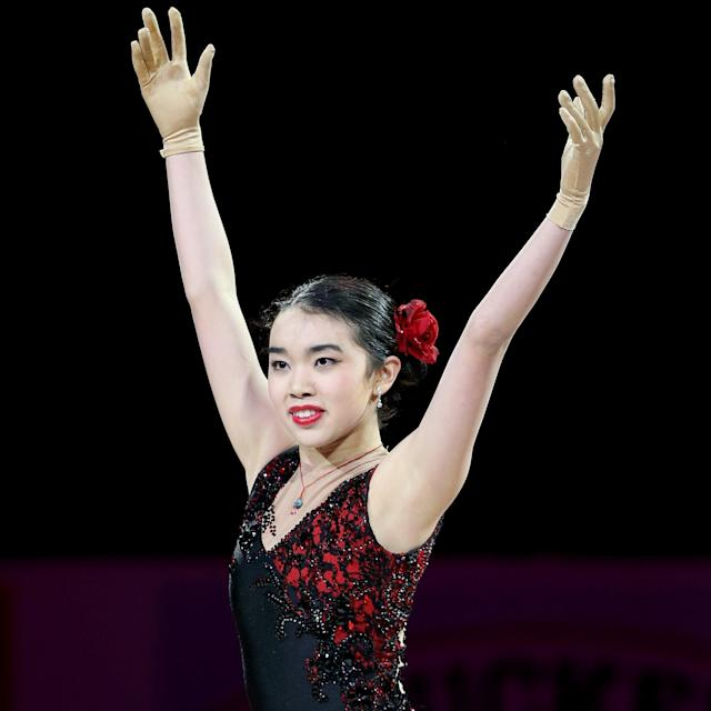 <p>Karen Chen, an 18-year-old figure skater from Fremont, CA, has been skating since she was 4. Now, she is gearing up to take the ice with Team USA's figure skating team in Pyeongchang, South Korea. </p>