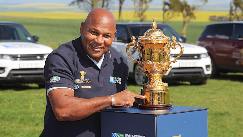 Chester Williams' death has rocked the rugby world.