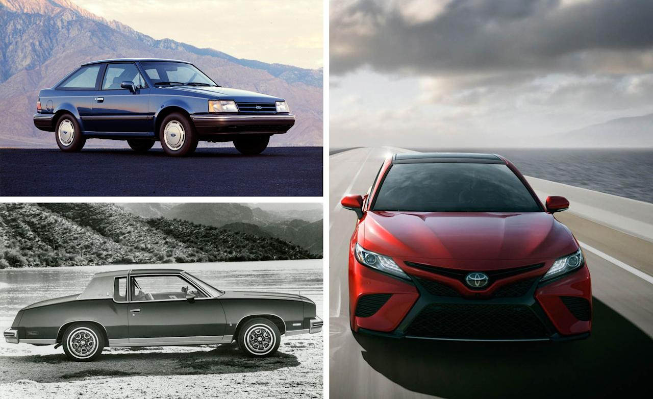 <p>Did you graduate from high school in the past 40 years? Congratulations. Do you remember what the best-selling car was that year? We've gathered top car sales data from each year going back to 1978 so that now you can know. The good news is that, the further back in time you go, the more variety there was to the annual best-selling cars in America. Recently, there has been far less variation in the top-selling car year to year. This list does not include trucks or SUVs; the Ford F-150 has been the best-selling overall vehicle and truck in the United States for quite some time, making that roundup less interesting.</p>