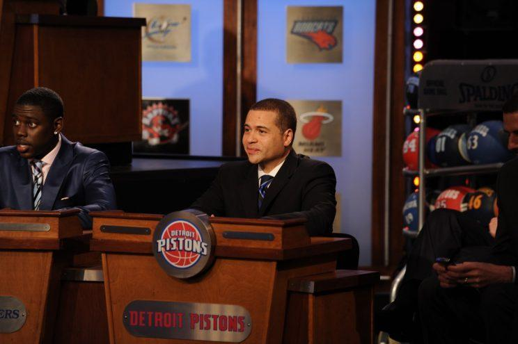 Former Kings, Pistons, Sonics and Magic executive Scott Perry will be the Knicks' new general manager. (Getty)